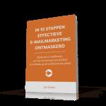 boek in 10 stappen effectieve e-mailmarketing ontmaskerd